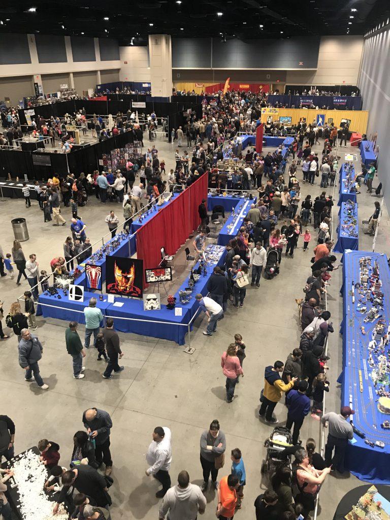 LEGO fan expo