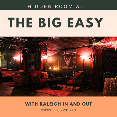 The Big Easy/Voodoo Room