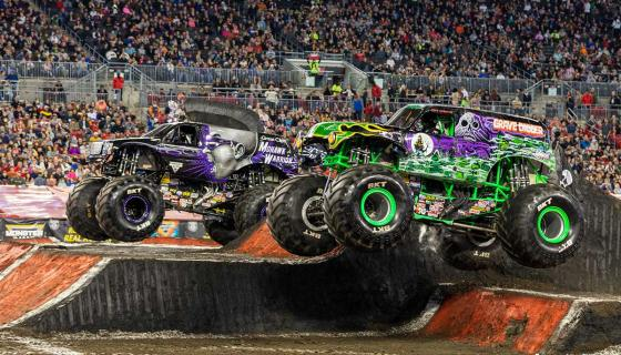 What You Need to Know for Monster Jam Raleigh NC