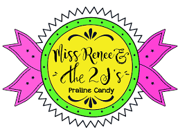 The Praline Queen of NC: Miss Renee' & The 2 J's