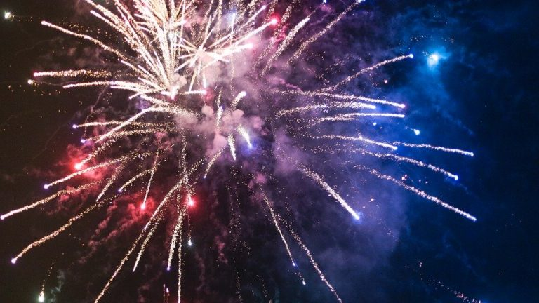 4th of July Celebrations In The Raleigh Area