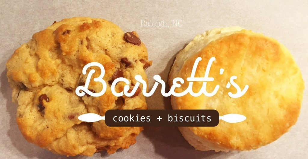 barretts cookies biscuits raleigh